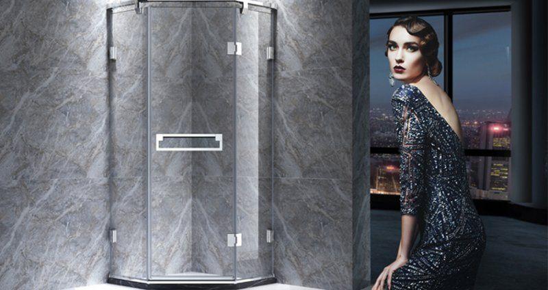 定制淋浴房哪个品牌好 选对品牌是关键无刷马达